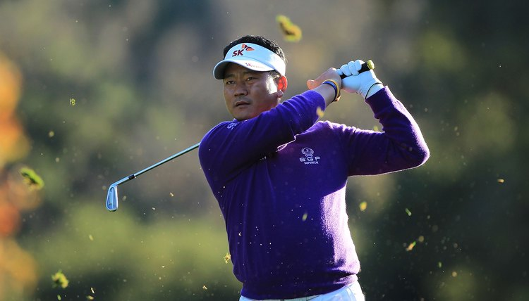 K.J. Choi won the 2011 Players Championship.