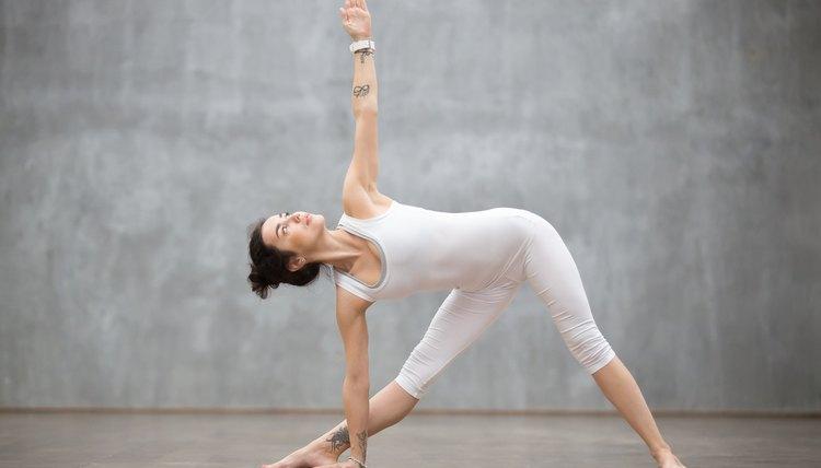 Top Ten Yoga Positions