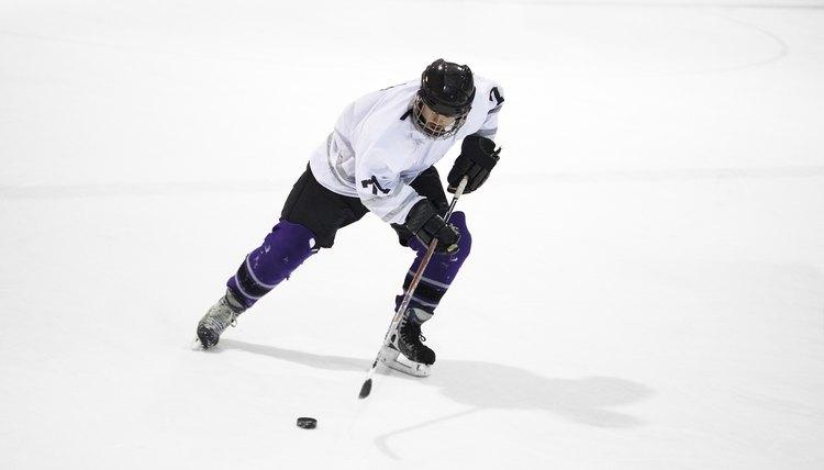 Body Characteristics of Hockey Players