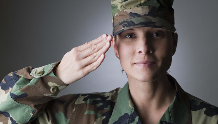 An honorable discharge secures benefits like the Montgomery G.I. Bill.
