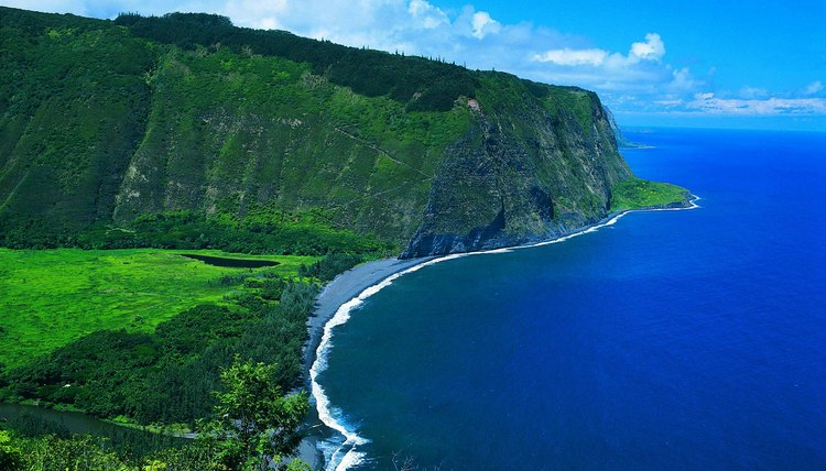 Hawaii is a beautiful and popular tourist destination.