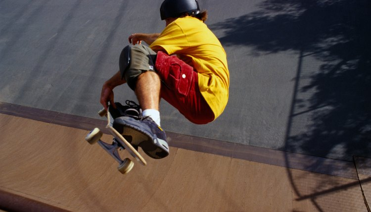 Exercises That Help You With Skateboarding