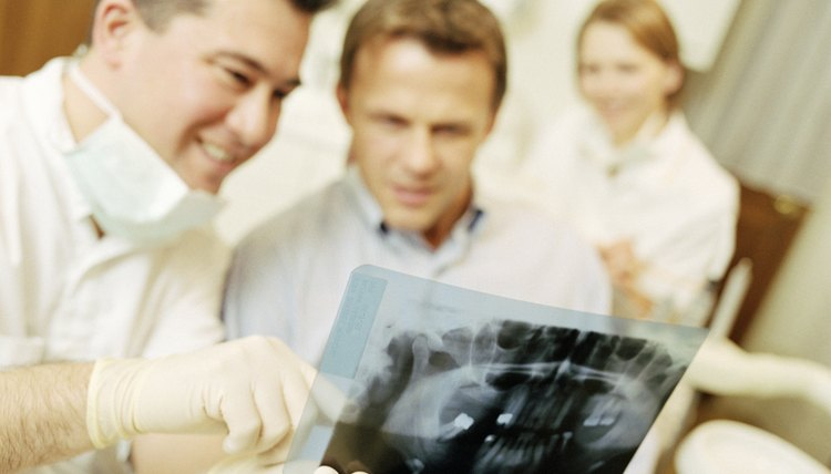 Several options are available for careers in dentistry.
