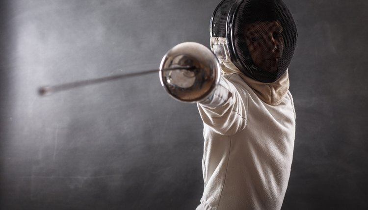 How to Practice Fencing by Yourself