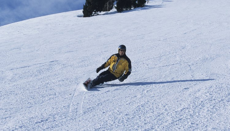Can You Butter With a Stiff Snowboard?
