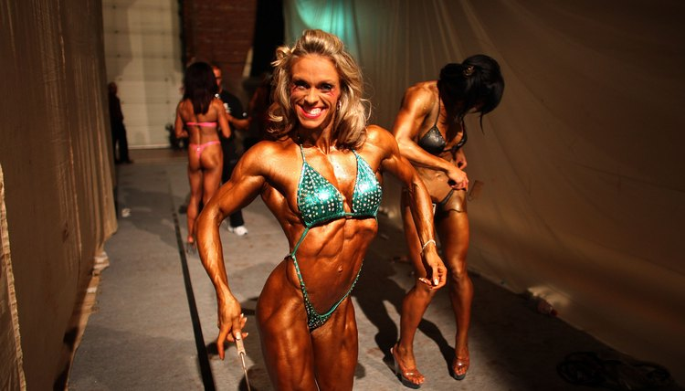 The Types of BodyBuilding for Women