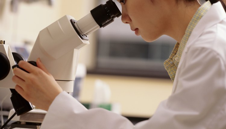 Working as a pathology assistant requires a master's degree.