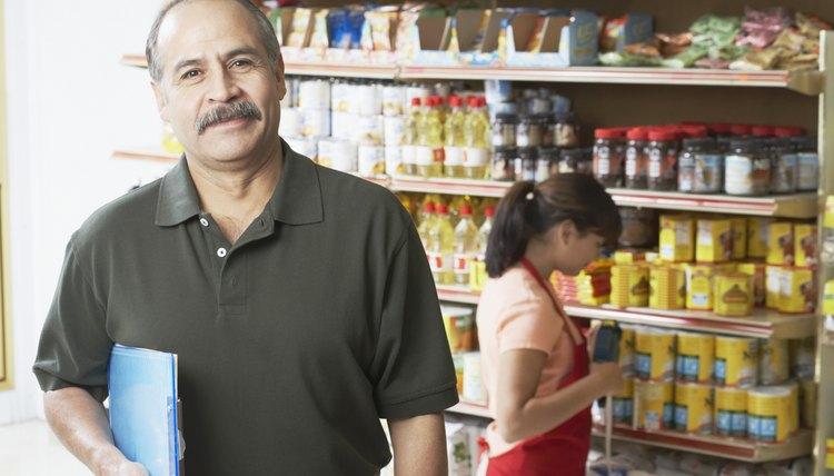 grocery store manager job description