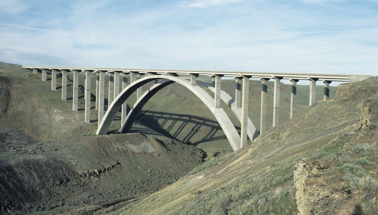 Civil engineers work to design bridges, roads and other infrastructure elements.