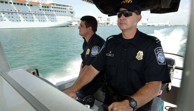 U.S. Customs and Border Protection works to keep Miami secure.