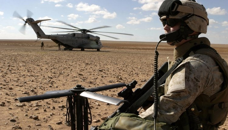 Radio communication in the military has specific rules.