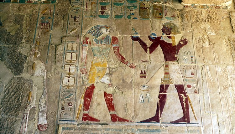 Ancient Egyptian and Israelite religions both had polytheistic periods.