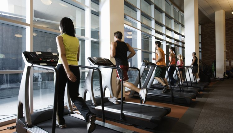 Running in Place Vs. Treadmill