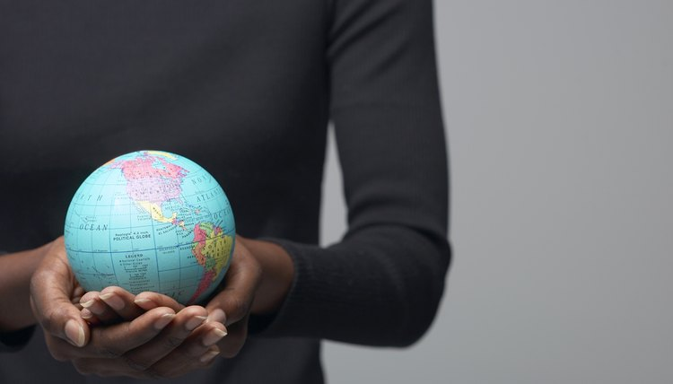 The globalized world has made once-large distances negligible.