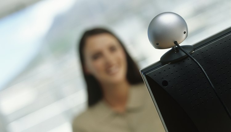 Webcams can show off your PC as well as help protect it.