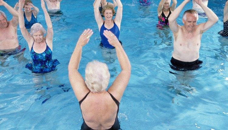 Aqua Pilates Exercises