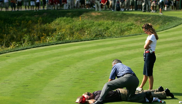 Even top pros like Jim Furyk are not immune from troublesome back pain.
