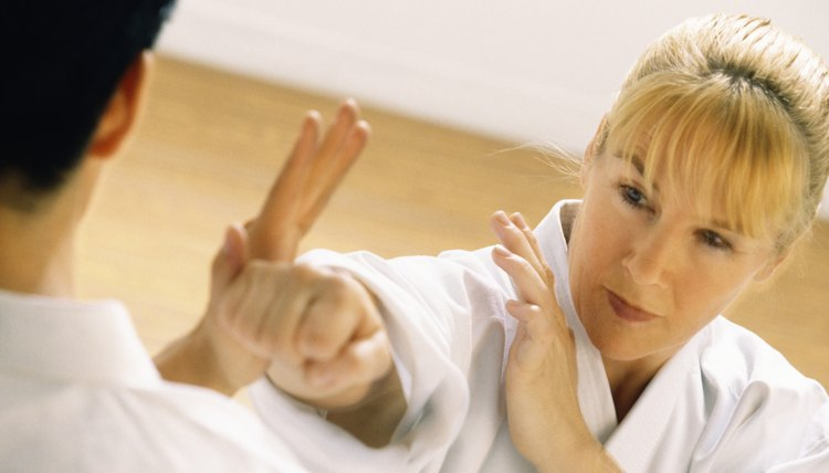What Are the Benefits of Self-Defense Classes?