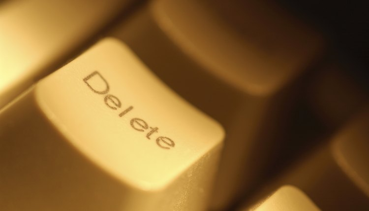 Deleted email messages can still be recovered from your webmail server or Time Machine backups.