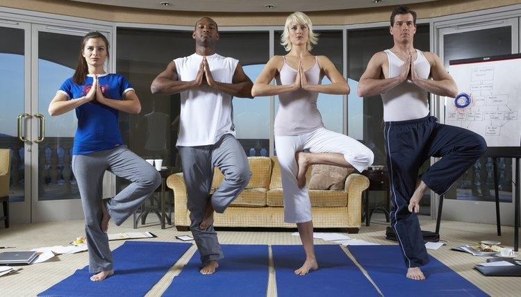 Yoga and Human Growth Hormone