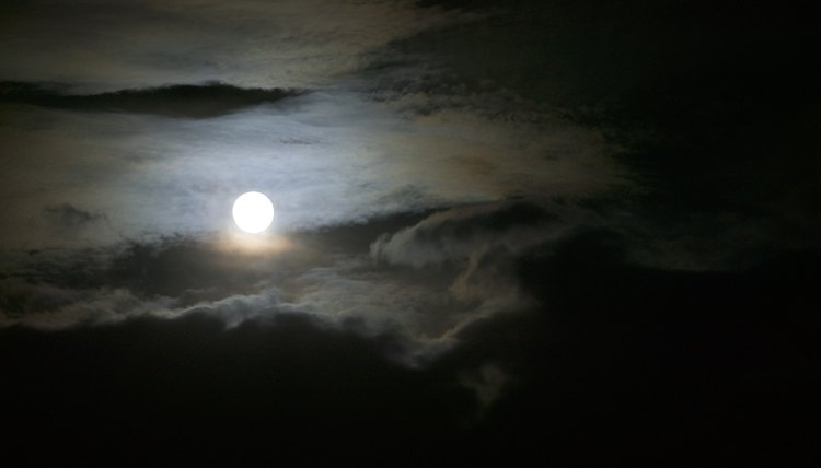 Night conveys a sense of silence and moral darkness.