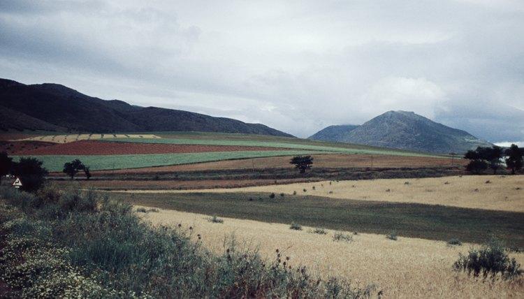 """The Alchemist"" follows main character Santiago's journey through the Spanish countryside."
