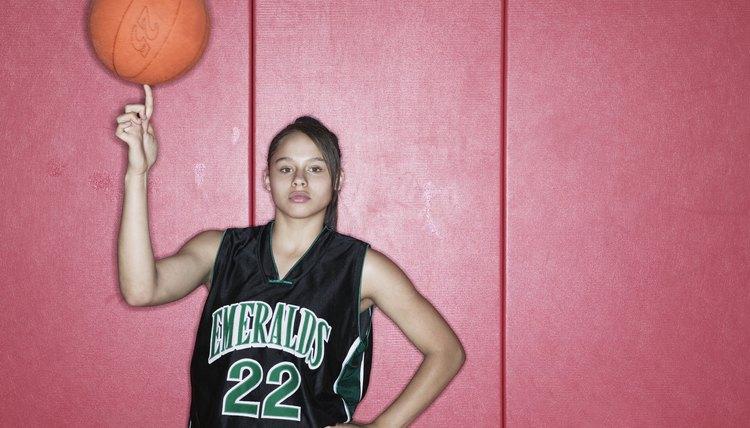 Offseason Training for High School Girls Basketball