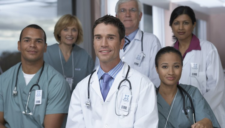 Doctors and nurses perform different duties, so their training is necessarily different.