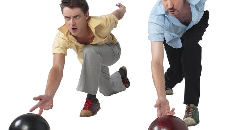 How to Release the Thumb When Throwing a Bowling Ball