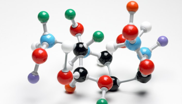 Model of molecule