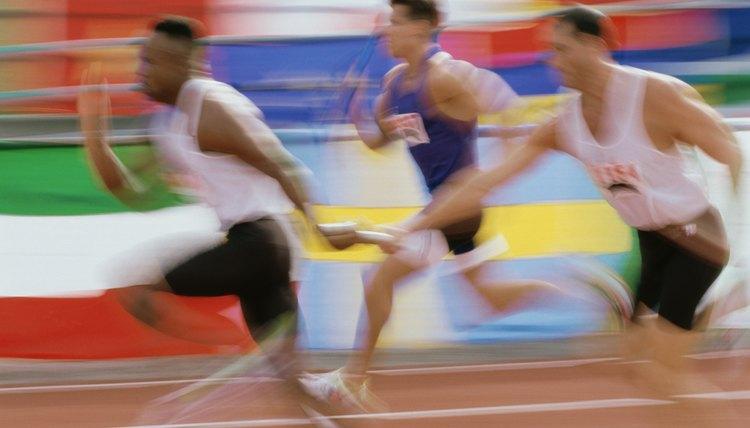 400 Meter Relay Race Rules
