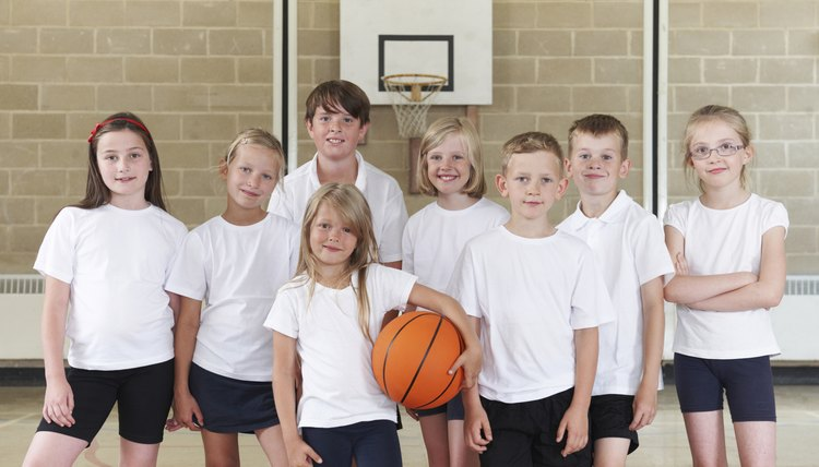 Basketball Activities for PE