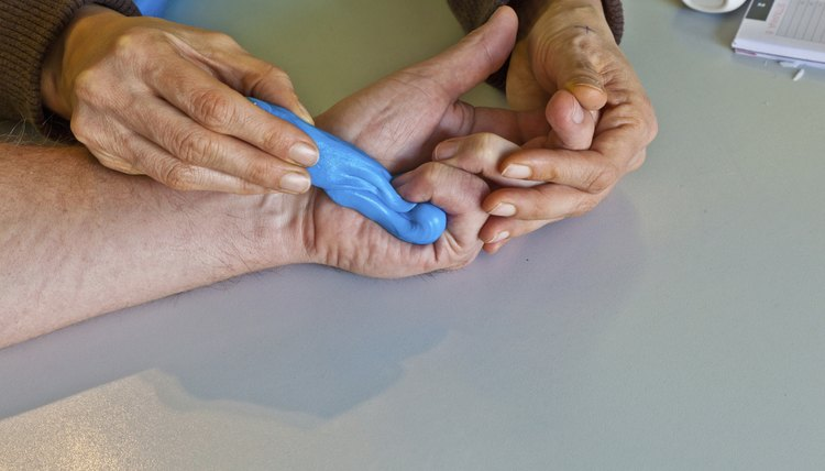 Physical Therapy Exercises for a Fractured Hand