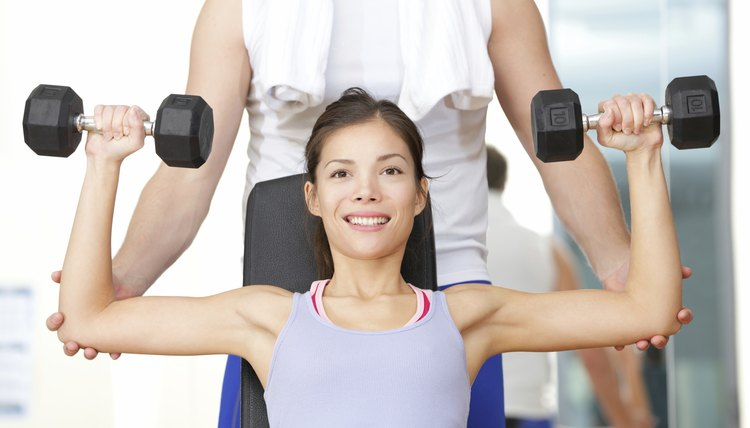 What Does a Shoulder Press Work Out?