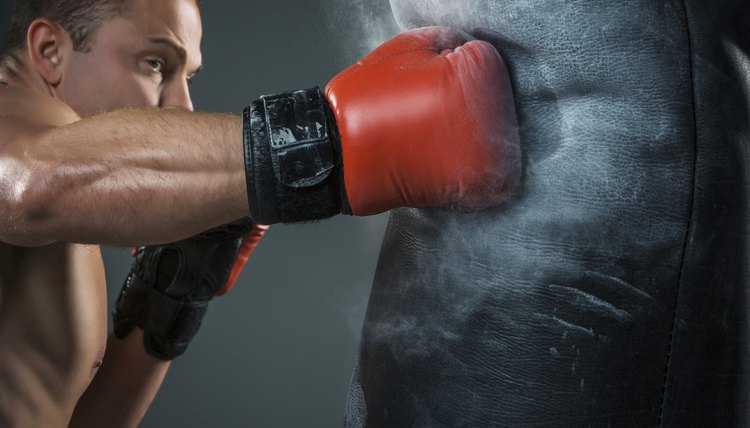 How to Install a Punching Bag