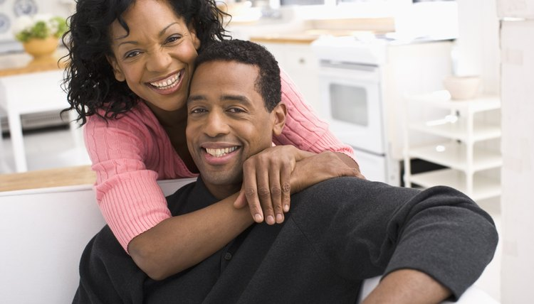 Couples counseling can bring happiness back to a strained marriage.