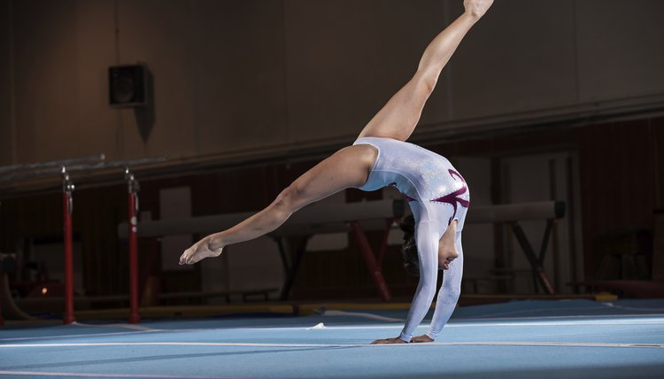 Rules for Gymnastics Floor Work