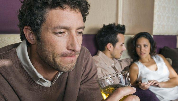 Enlist your boyfriend's help in winning his friend over.