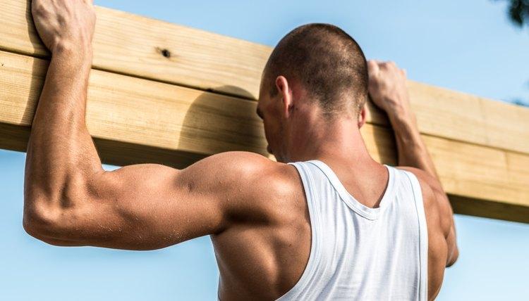 Isometrics to Increase the Biceps
