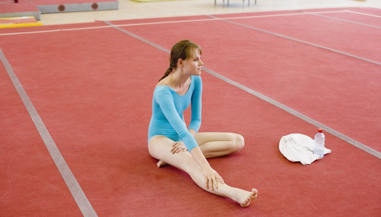 Fun Gymnastics Conditioning Ideas