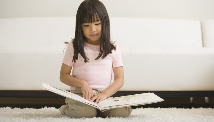 Reading theories attempt to explain how children learn to read.