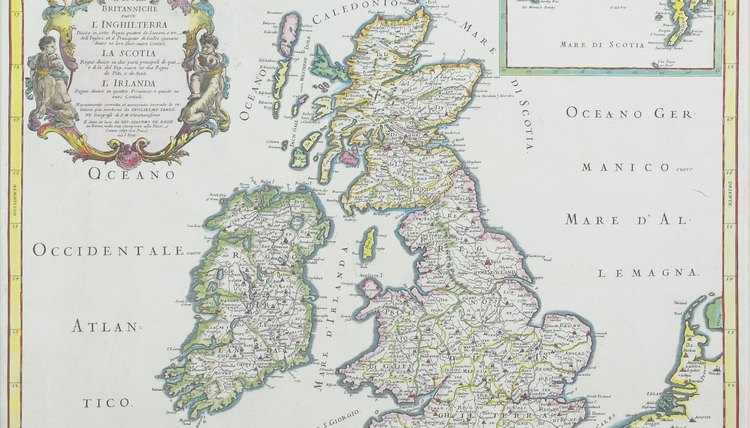 The United Kingdom is comprised of England, Northern Ireland, Scotland and Wales.