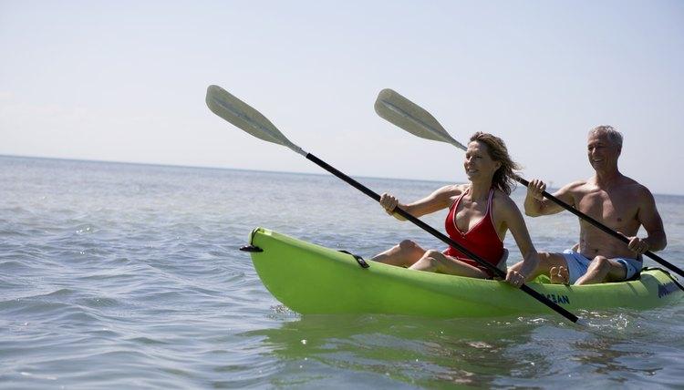 Games to Play While Teaching Kayaking
