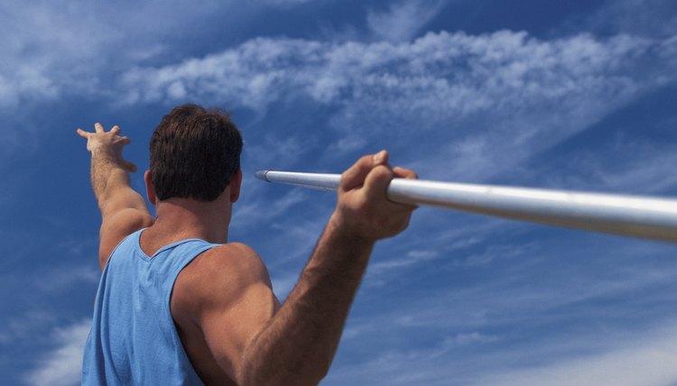 Turbo Javelin Throwing Information