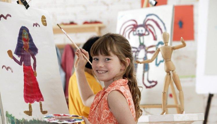Art classes teach viable skills.