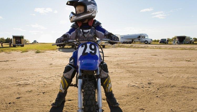 SSR Pit Bike Specs