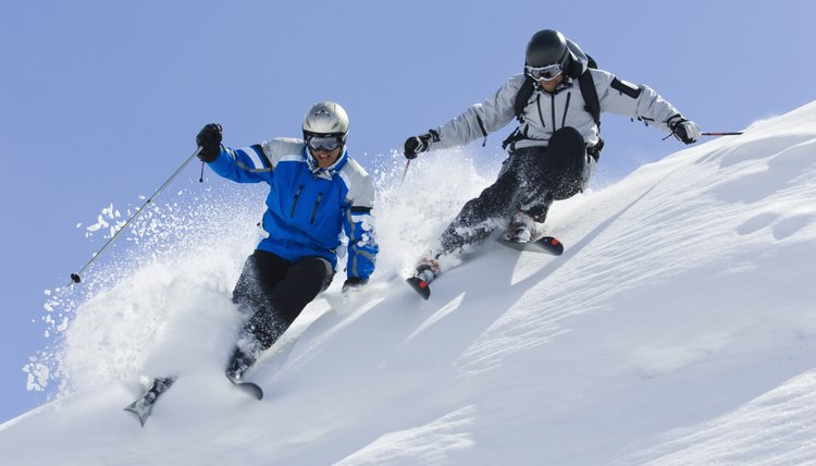 How to Adjust the Bindings on the Atomic 310 Ski