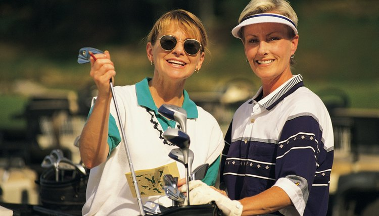 Just like men, women need clubs with the propoer stiffness, weight and length.