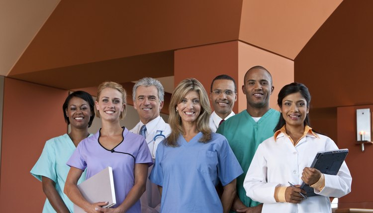 Nursing is one example of a career path with a Bachelor of Science degree.