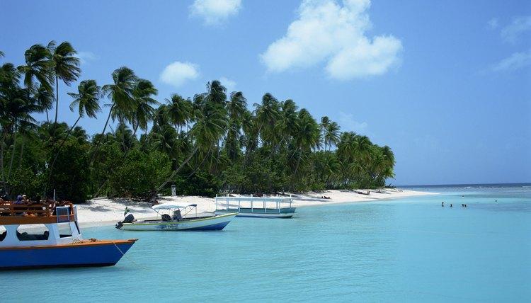 Coast of Tobago